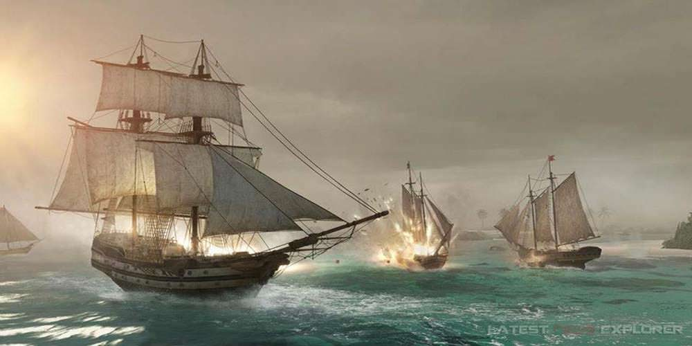 Ubisoft: Assassin's Creed III′s Naval Battles 'Could've Been A Whole Game'