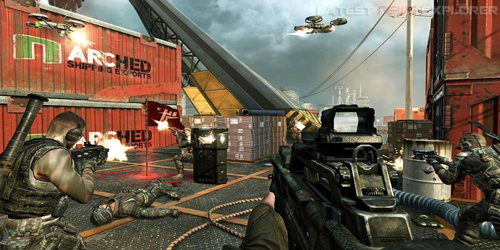 Call of Duty: Black Ops 2 – 'The Replacers' Trailer