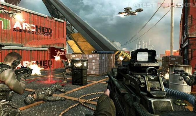 Call of Duty: Black Ops 2 Will Feature Texture Pack For PS3 1