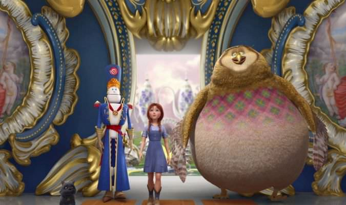 Dorothy of Oz – Teaser Trailer