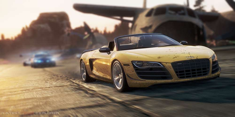 Need For Speed: Most Wanted – 'Get Wanted' Trailer