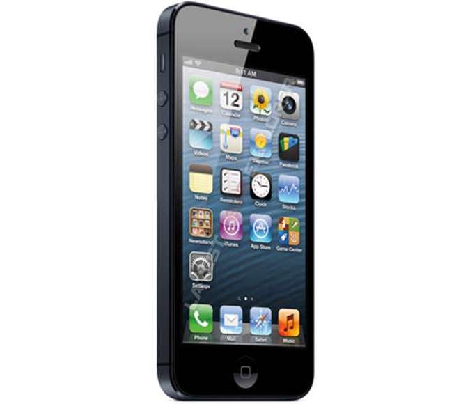 Apple's New iPhone 5 Unveiled 2
