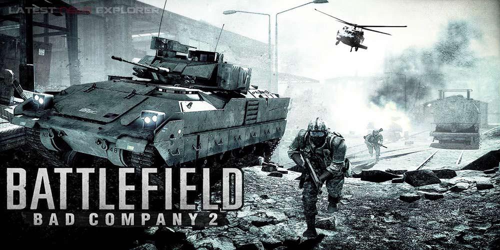 DICE: Battlefield Bad Company Series Not In Development