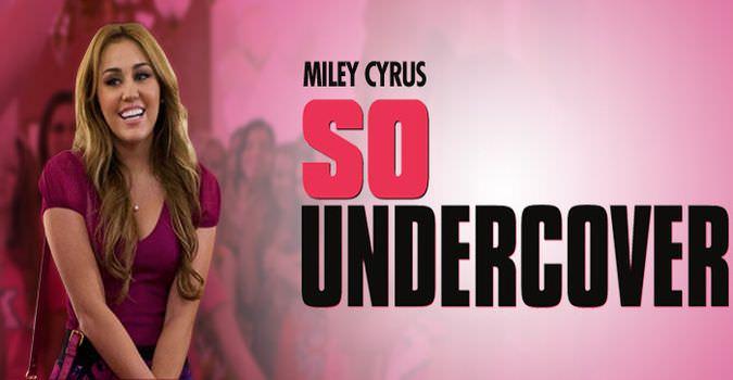 So Undercover – Trailer