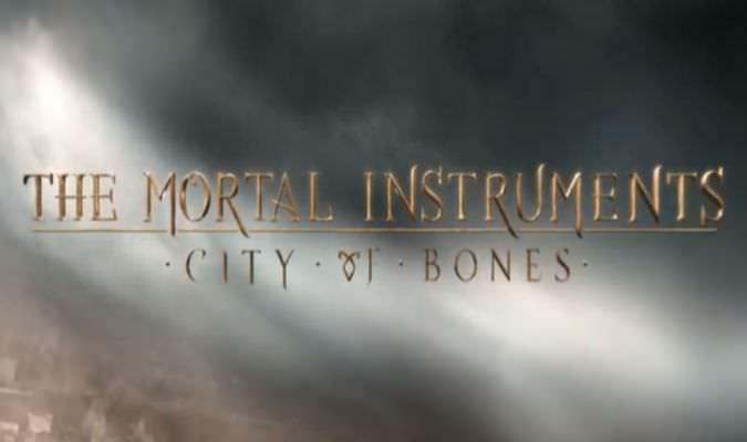 The Mortal Instruments: City of Bones – International Trailer