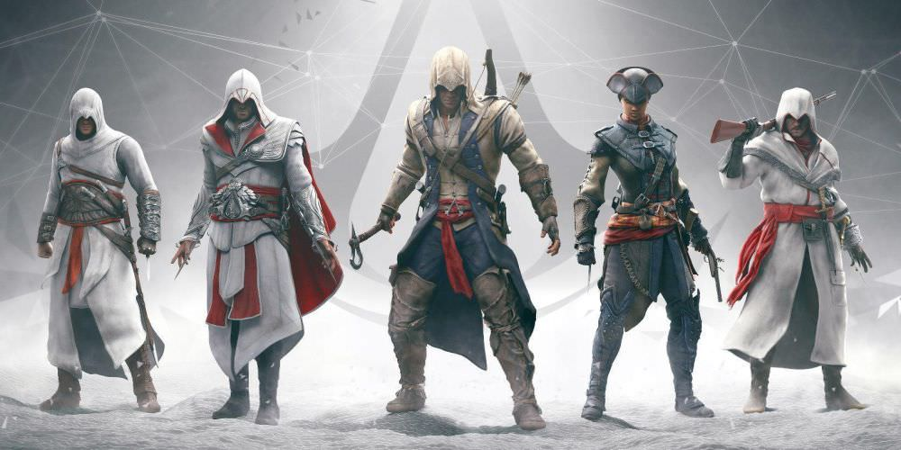 Inside Assassin's Creed III: Episode One Extended Cut