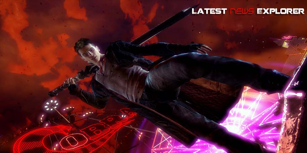 UK Charts: DmC: Devil May Cry Debuts At No.1