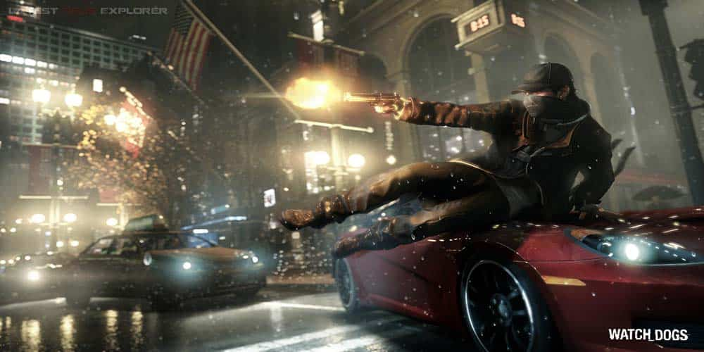 Watch_Dogs Breaks Ubisoft's Sales Record