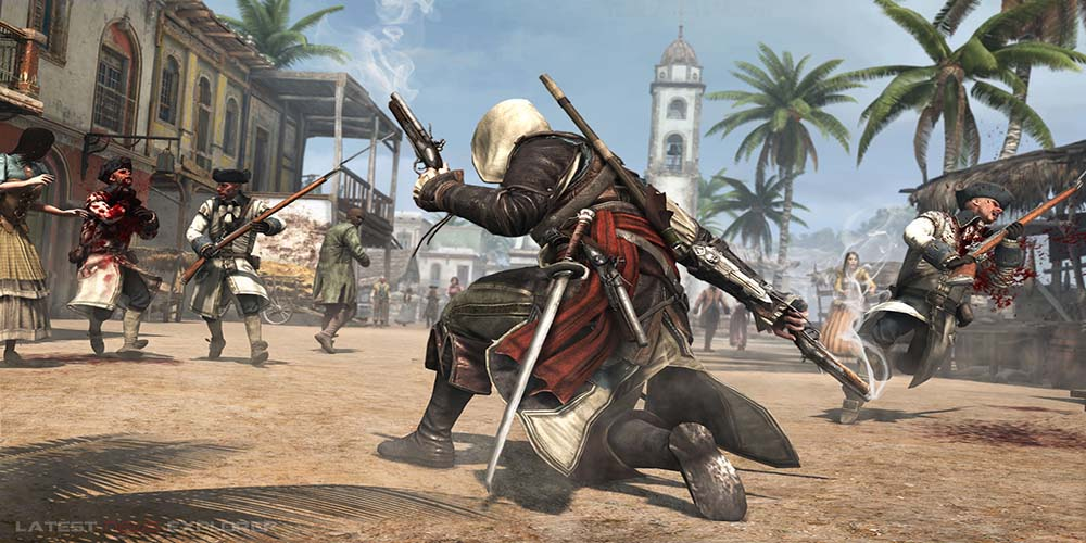 Ubisoft: ACIV Black Flag Getting 'The HBO Reality Treatment'