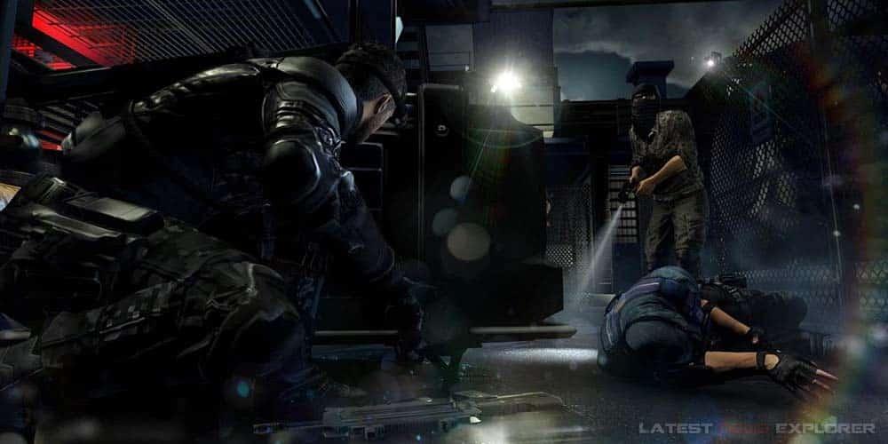 Splinter Cell: Blacklist – Night Vision Goggles Video