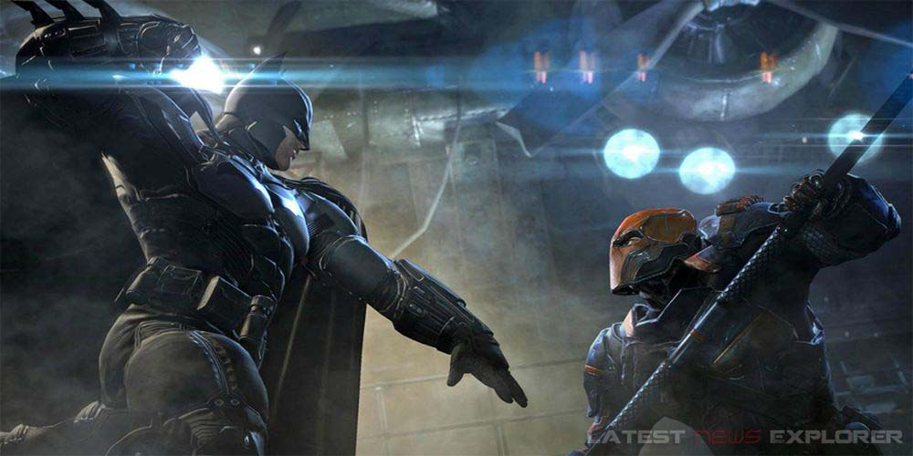 E3 2013: Batman Arkham Origins – Gameplay Trailer