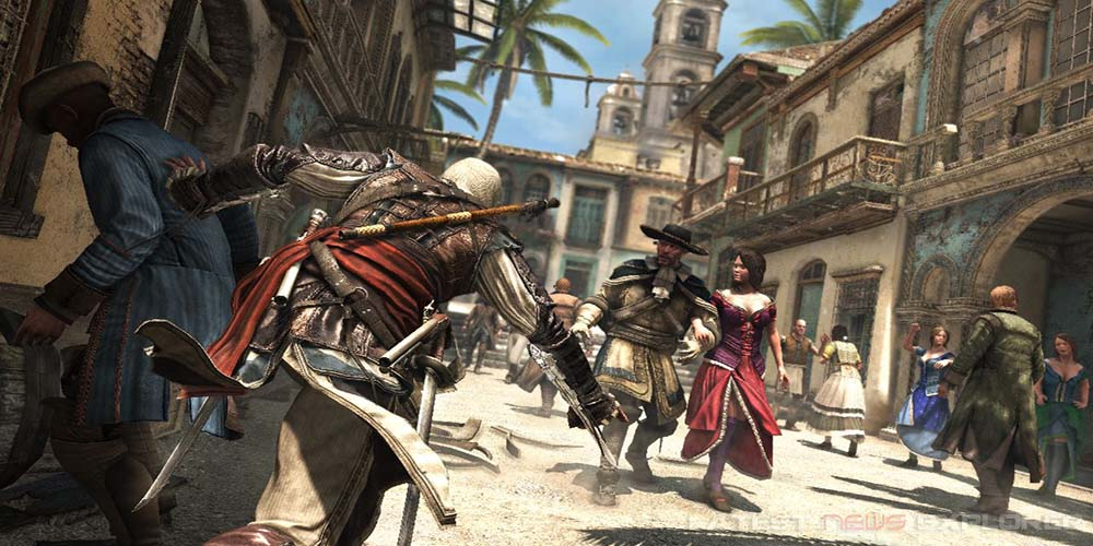 The Actors of Assassin's Creed IV: Black Flag