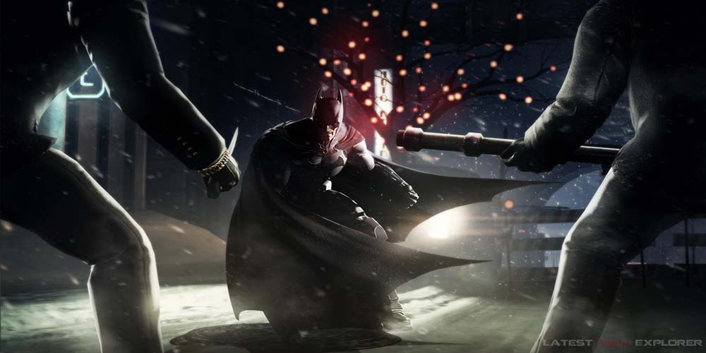 Batman: Arkham Origins – 'Motion Capture' Trailer