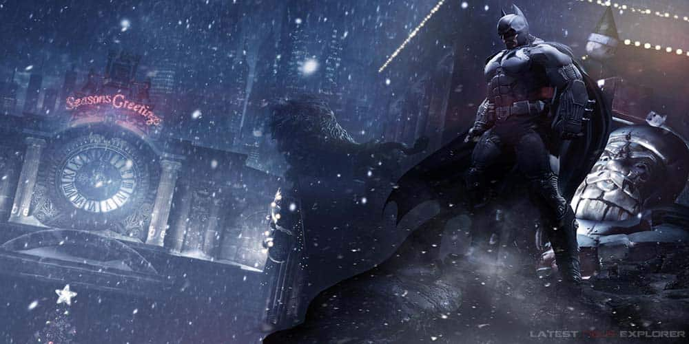 Batman: Arkham Origins – Trailer