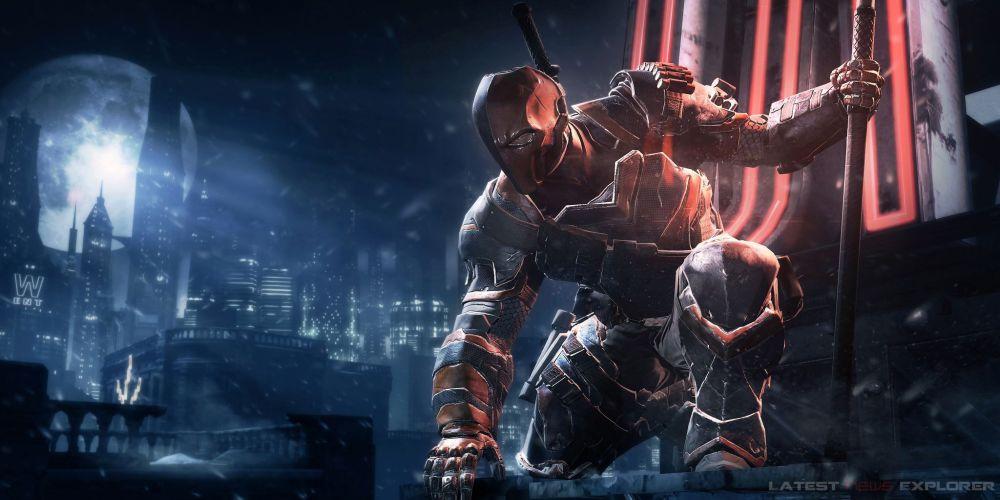 Batman: Arkham Origins – 'Deathstroke' Gameplay Trailer