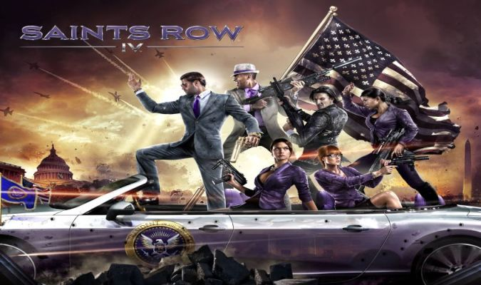 Saints Row IV (2)