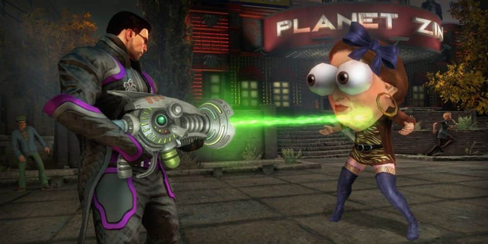 Saints Row IV – 'This Is What Happens…' Dev Diary