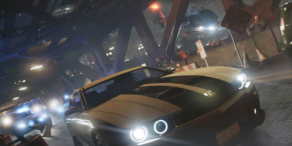 Watch_Dogs – Multiplayer Gameplay Demo
