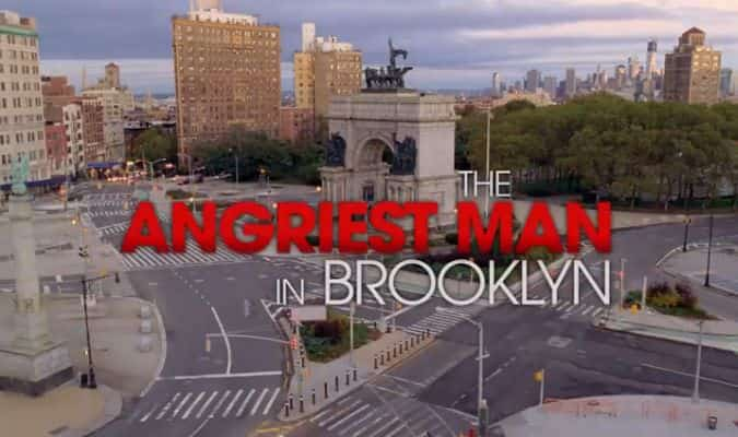 The Angriest Man in Brooklyn – Trailer #2