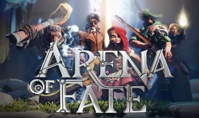 Arena of Fate – Gamescom 2015 Teaser Trailer
