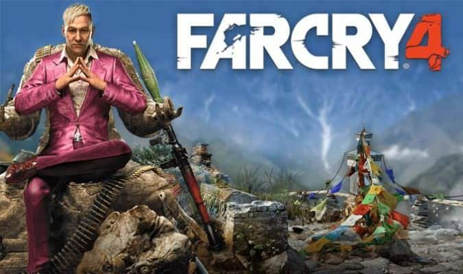 Far Cry 4 – 'Pagan Min: King of Kyrat' Trailer, PS4 & PS3 Bundles Revealed