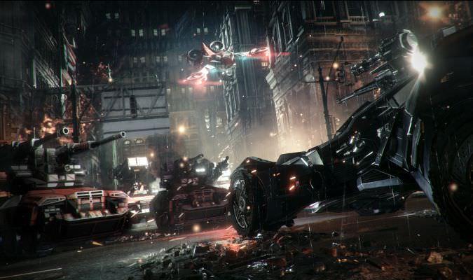 Batman: Arkham Knight Limited Edition PS4 Bundle Announced