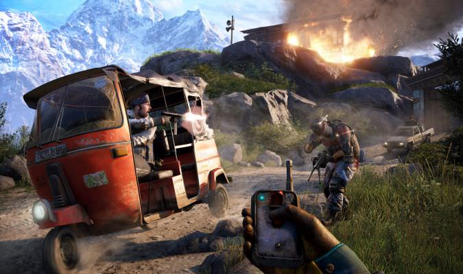 Far Cry 4 – 'Weapons of Kyrat' Trailer