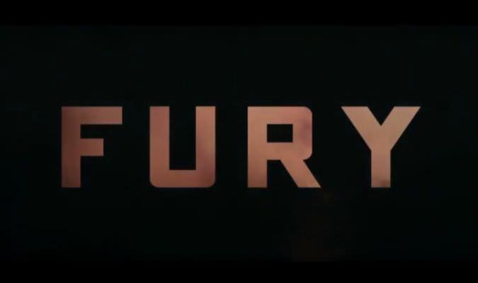 Fury – International Trailer