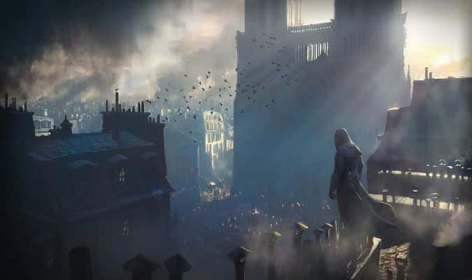 Assassin's Creed Unity – 'Time Anomaly' Trailer