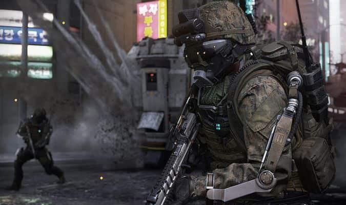 Call of Duty: Advanced Warfare 'Randall Higgins: KillCameraman' Trailer