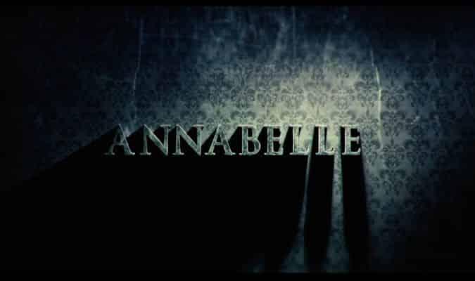 Annabelle – Trailer
