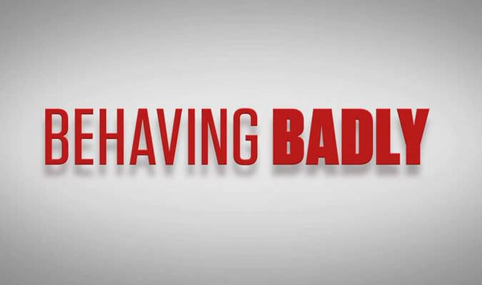 Behaving Badly – Trailer
