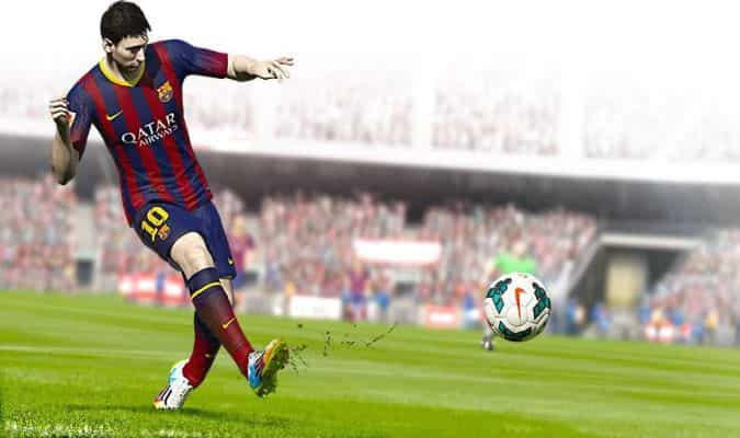 FIFA 15 – 'Agility and Control' Gameplay Feature