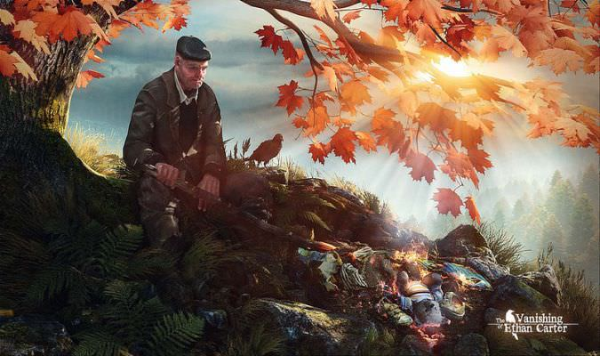The Vanishing of Ethan Carter For PS4 Launches Next Week