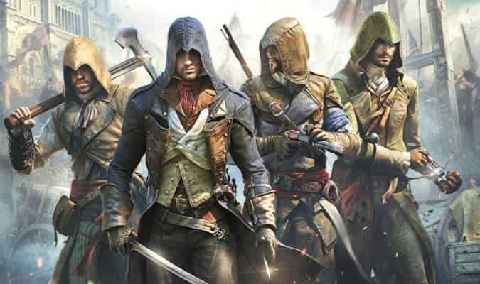 Assassin's Creed Unity Patch 3 Preview