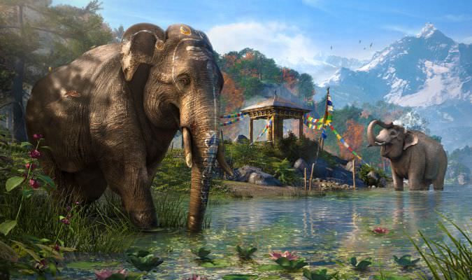 Far Cry 4 – 'Come Out As A King' Story Trailer