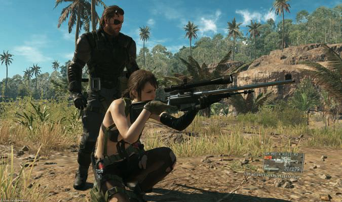 Metal Gear Solid V: The Phantom Pain – 'Freedom of Infiltration' Gameplay Demo