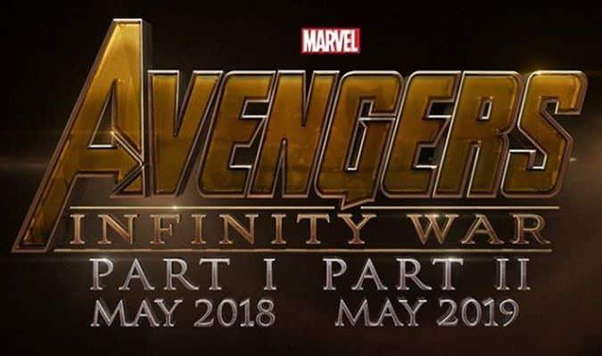 Avengers: Infinity War Will Release As Standalone Film In 2018 With Avengers 4 In 2019