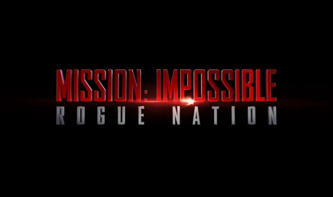 Mission: Impossible Rogue Nation – Trailer #3