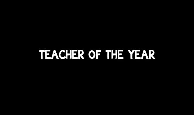 Teacher of the Year – Trailer