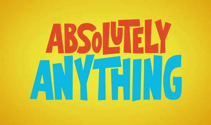 Absolutely Anything UK Trailer