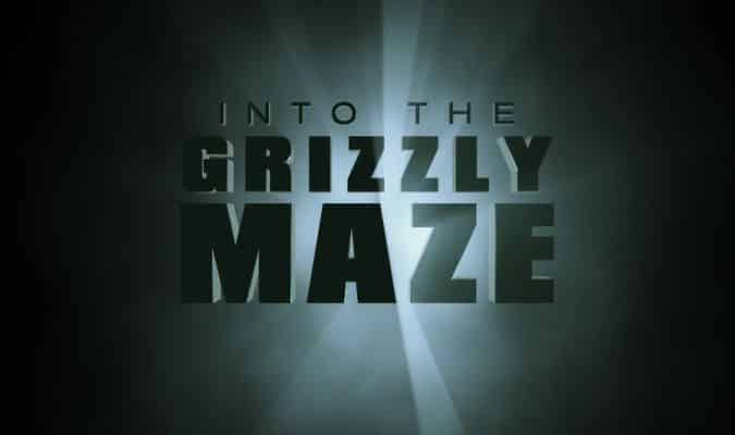 Into the Grizzly Maze – Trailer