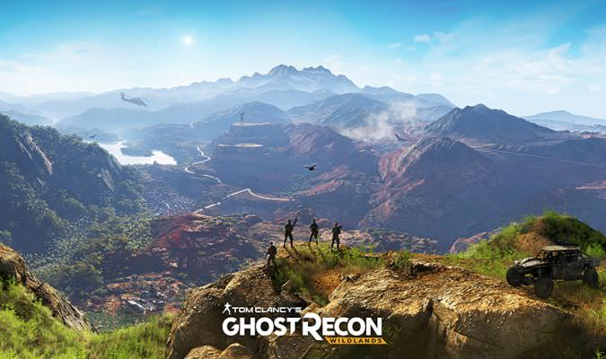 Ghost Recon: Wildlands Character & Weapon Customization Gamescom 2016 Trailer