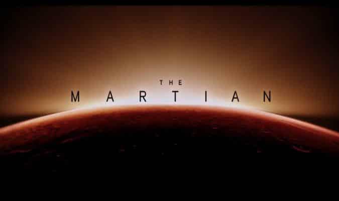 The Martian – Trailer