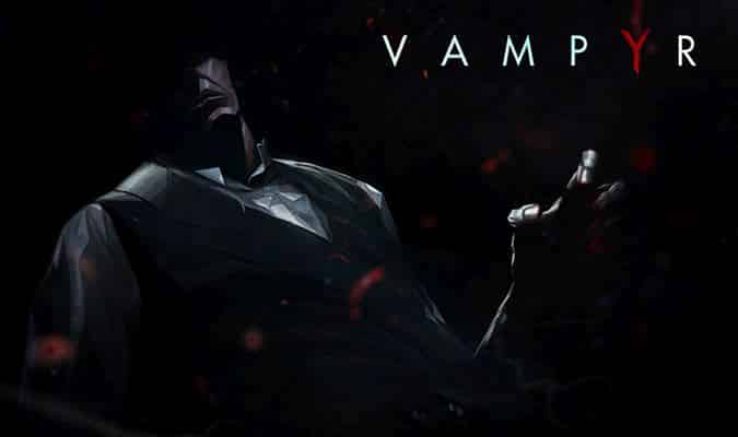 Vampyr Screenshots Featuring Protagonist Revealed