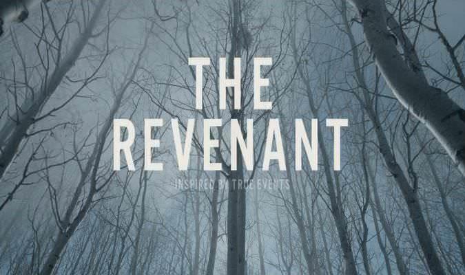 20th Century Fox's The Revenant – TV Spot