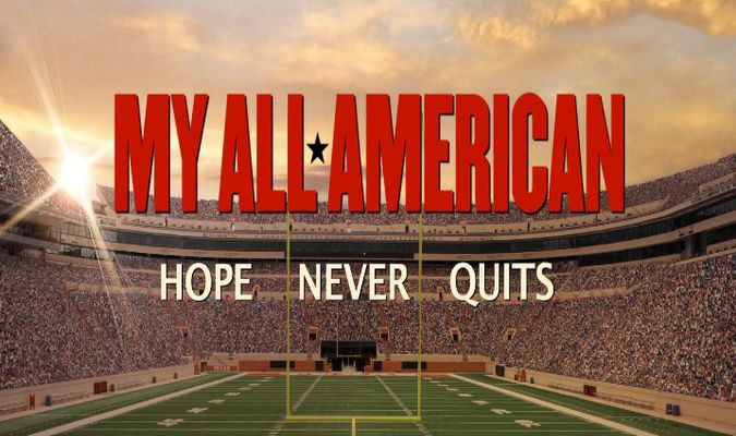 Clarius Entertainment's My All American – Trailer