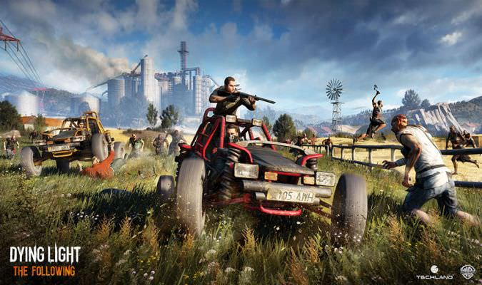 Dying Light: The Following – 'Weaponize Your Ride' Trailer