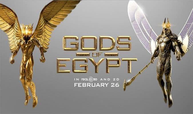 Lionsgate's Gods of Egypt – Trailer #2