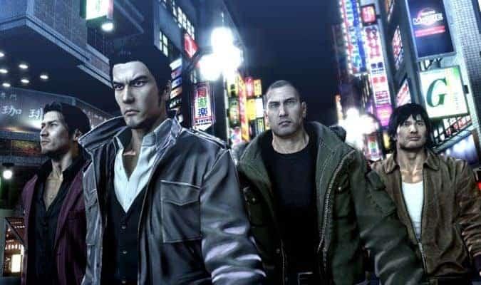 Yakuza 6 PlayStation 4 Bundle Announced